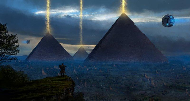 Жизнь сириусянки в древнем Египте