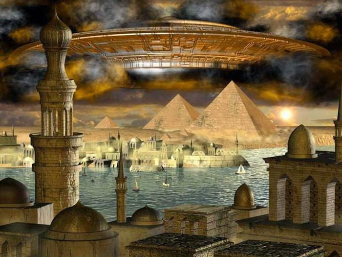 Жизнь сириусянки в древнем Египте. Продолжение