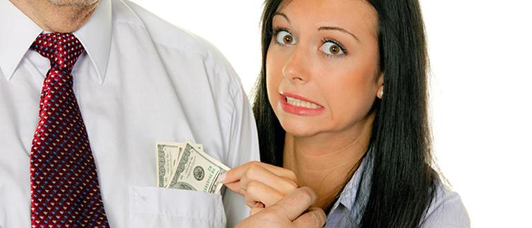 Замучила финансовая зависимость от мужа