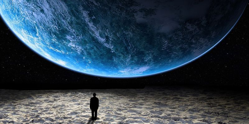 Все мы гости на этой планете