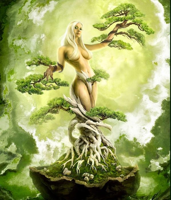 Древо жизни и истинная роль женщины