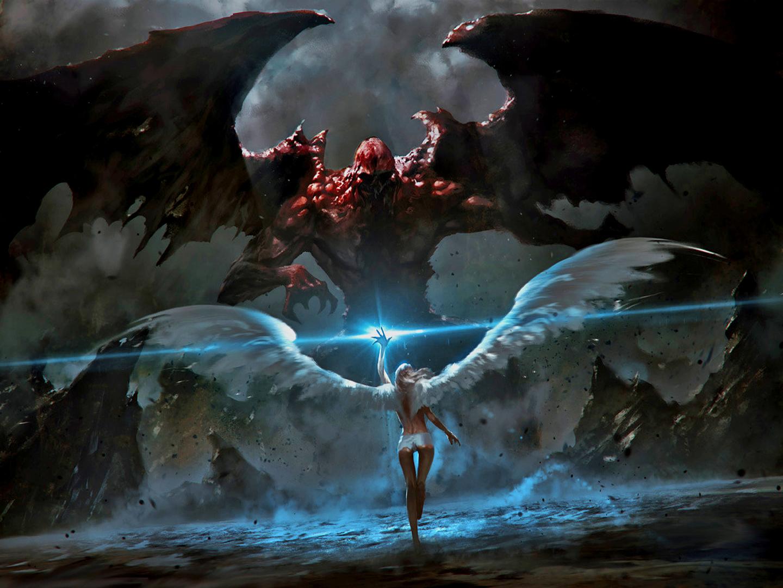 Битвы архангелов или как перестать бороться с самим собой