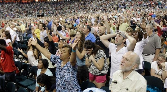 Куда уходит энергия молитв