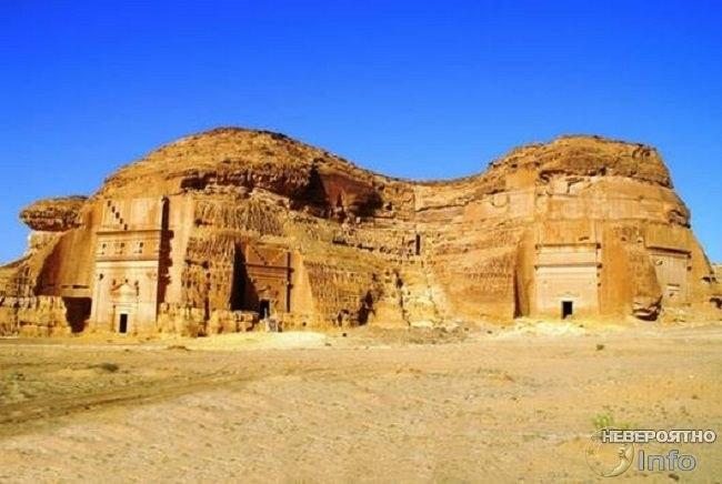 Древние порталы и мегалитические постройки