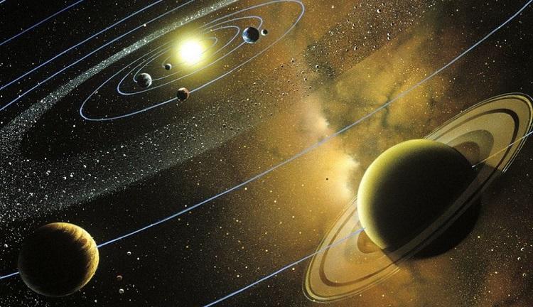 Жизнь и эволюция планетарных систем. Живые планеты