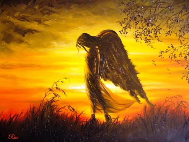 История грустного ангела или как нижние аспекты влияют на верхние