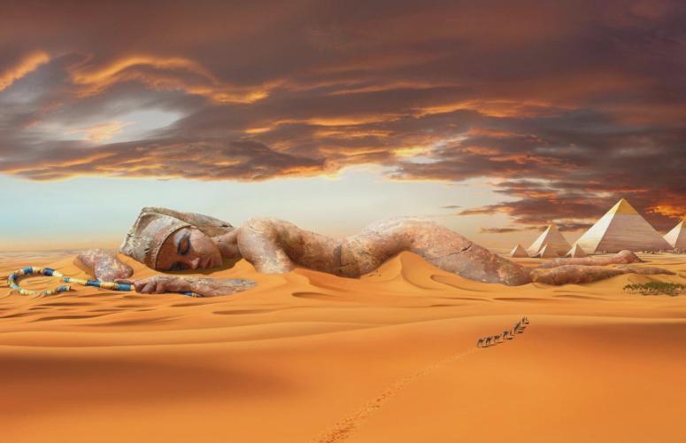 Сыновья богов, эволюция земных рас и магия Египта