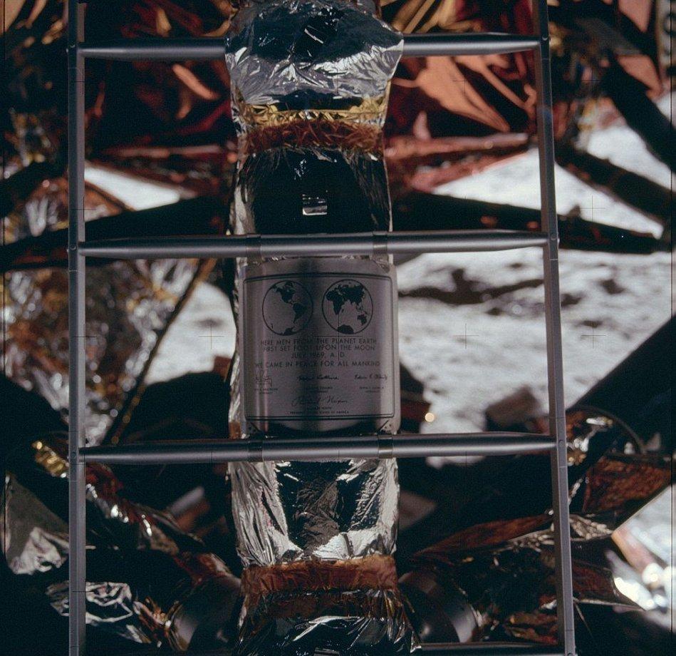 мы никогда не были на луне