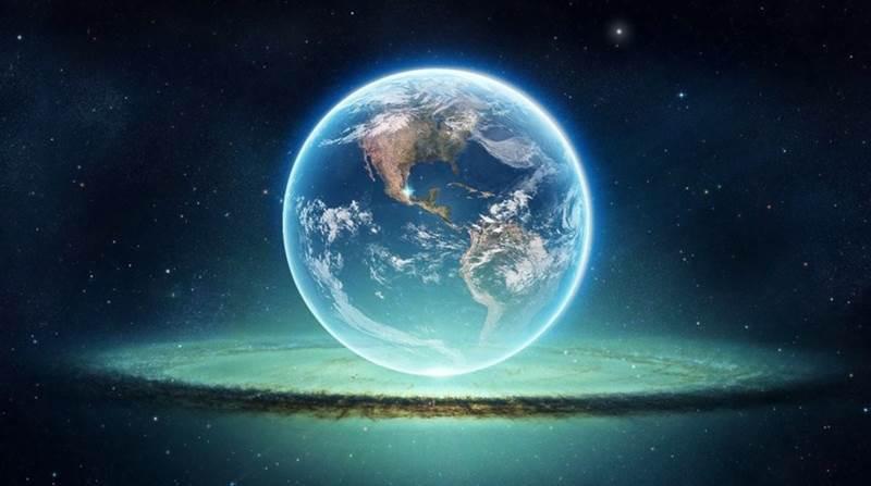 Коллективное сознание гибридных планет