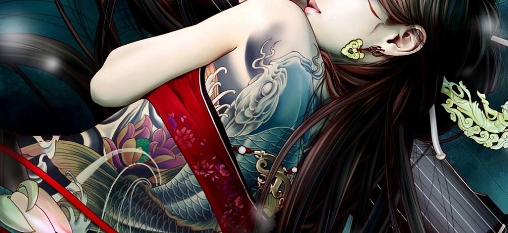 Фантомные татуировки или как проявляются печати на тонких телах