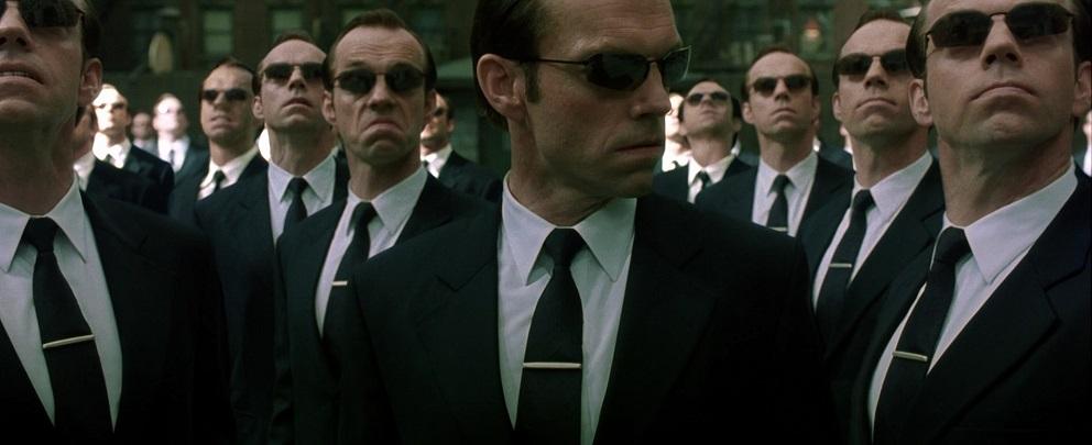Реальность серых или как работают агенты Смит