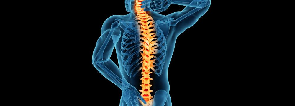 Работа с телом и как заживают травмы позвоночника