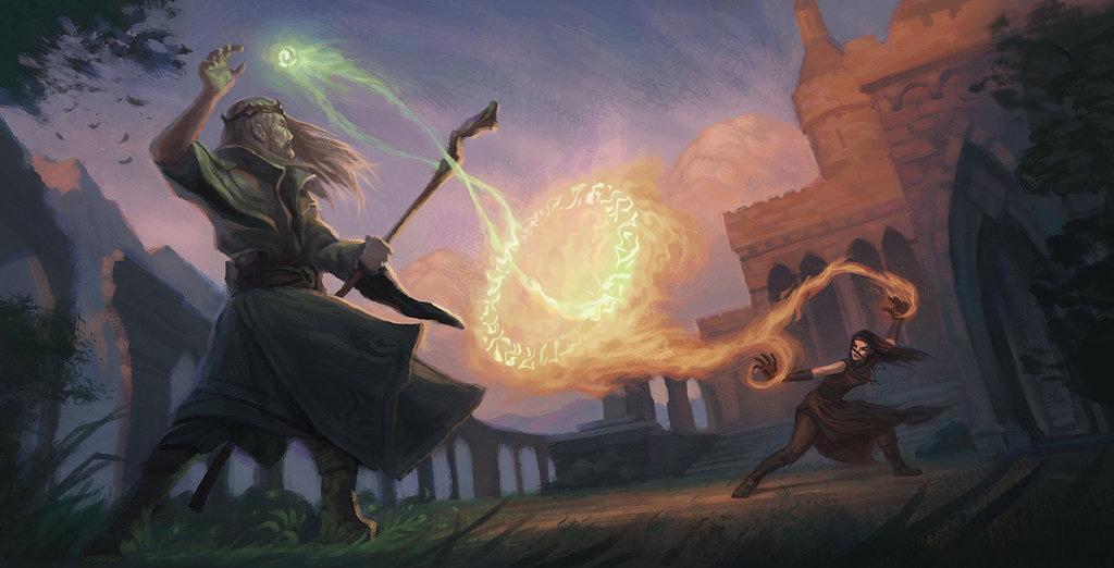 Боевые руны и обережные магические печати