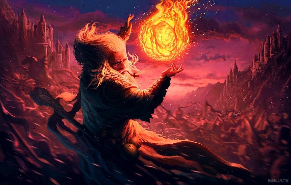 Роль волхвов на поле битвы, брань и боевая магия