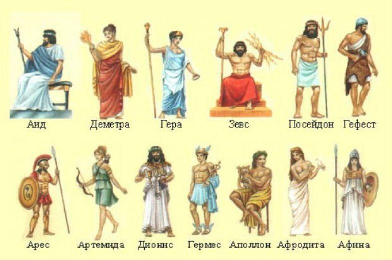 Яхве, причины потопа, древние боги и захват галактики