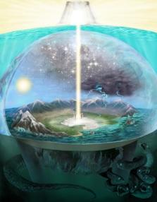 Плоская Земля и её ловушки. Карманы реальности иных жизней