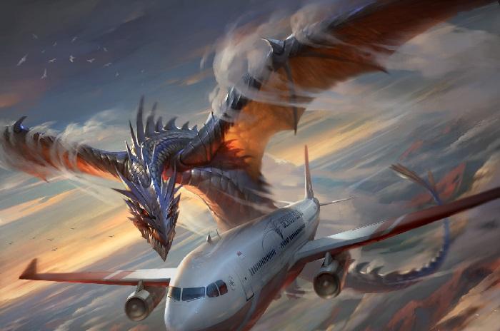 Авиакатастрофы, как способ выхода душ из реальности