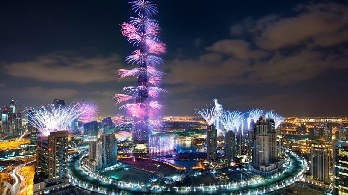 ДУБАЙ. МАГИЯ БАШНИ  ХАЛИФА И ДРЕВНИЙ ИСТОЧНИК ИЗОБИЛИЯ. Dubai-3