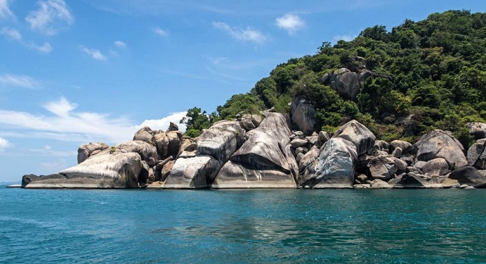 Многомерный Таиланд и остров Панган. Чистка пространства на перекрестке миров