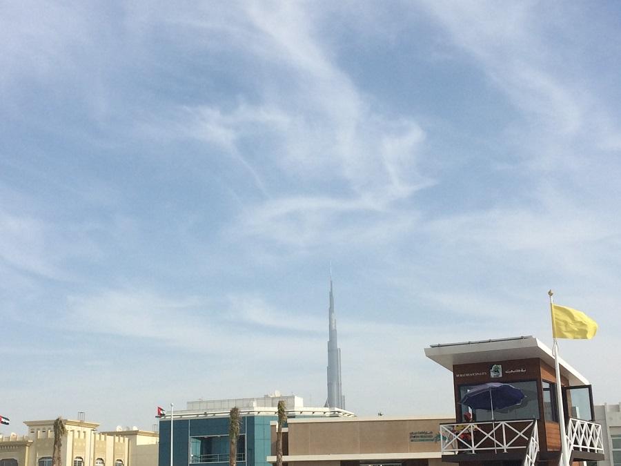 ДУБАЙ. МАГИЯ БАШНИ  ХАЛИФА И ДРЕВНИЙ ИСТОЧНИК ИЗОБИЛИЯ. Dubai-Burj-Khalifa-dragon-eye