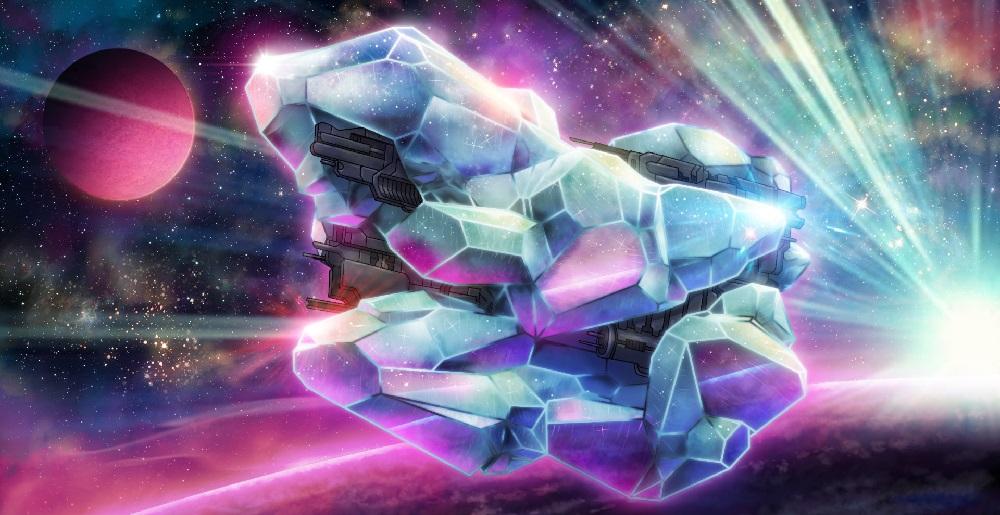 Живые космические корабли и сбой в программе