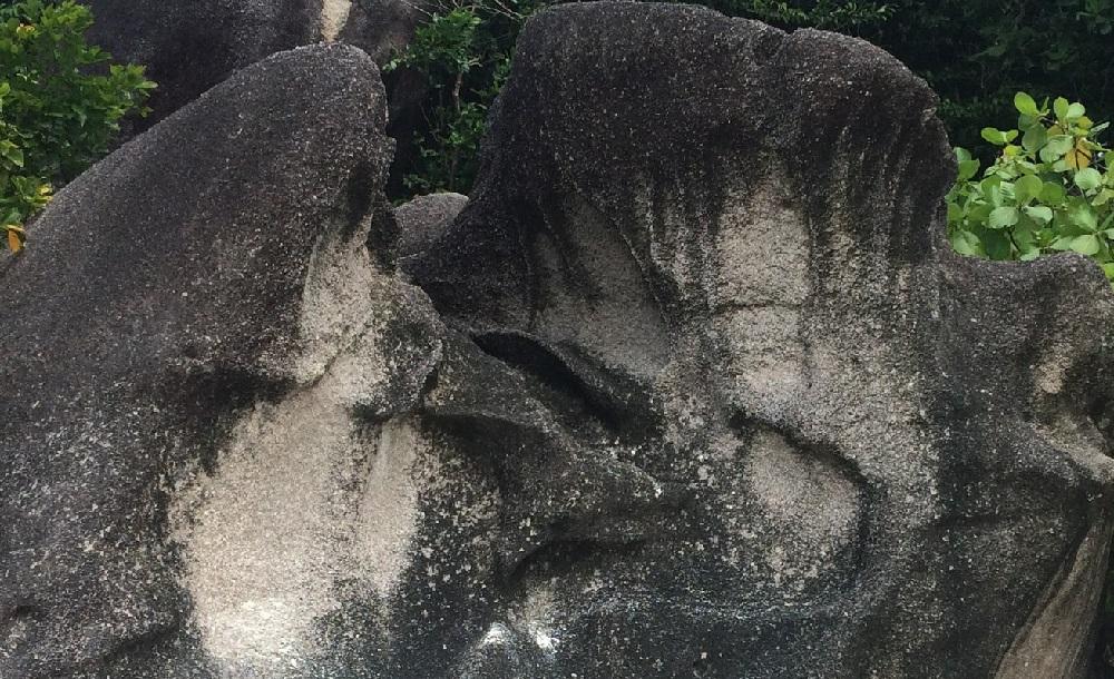 Многомерный Таиланд. Симиланские оплавленные мегалиты