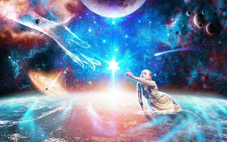 Игры света и тьмы на Земле, высшее Я и его помощь