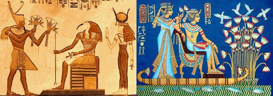 ДУБАЙ. МАГИЯ БАШНИ  ХАЛИФА И ДРЕВНИЙ ИСТОЧНИК ИЗОБИЛИЯ. Lotus-Egypt