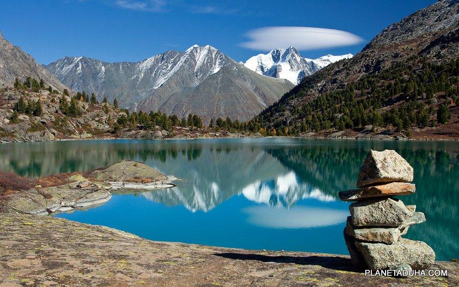 Энергия Алтая и шаманизм. Гора Белуха, Мертвое озеро и другие места силы