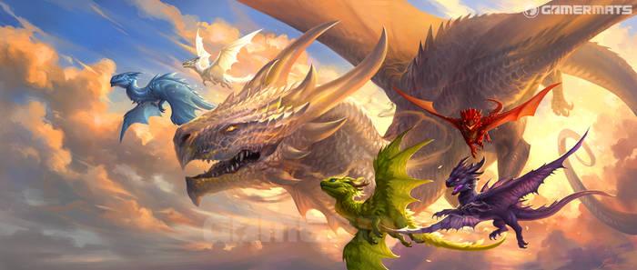 Регрессия в род драконов и проблемы с зачатием