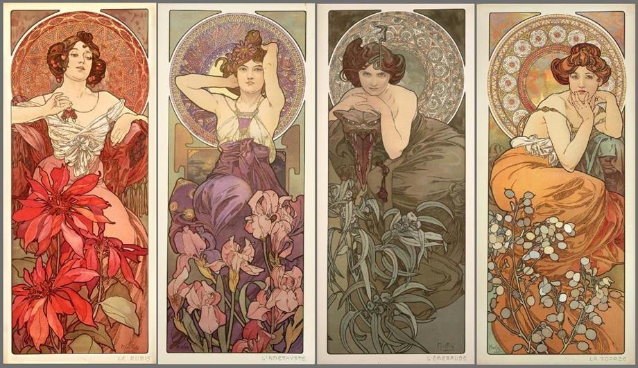 Порталы магии искусства