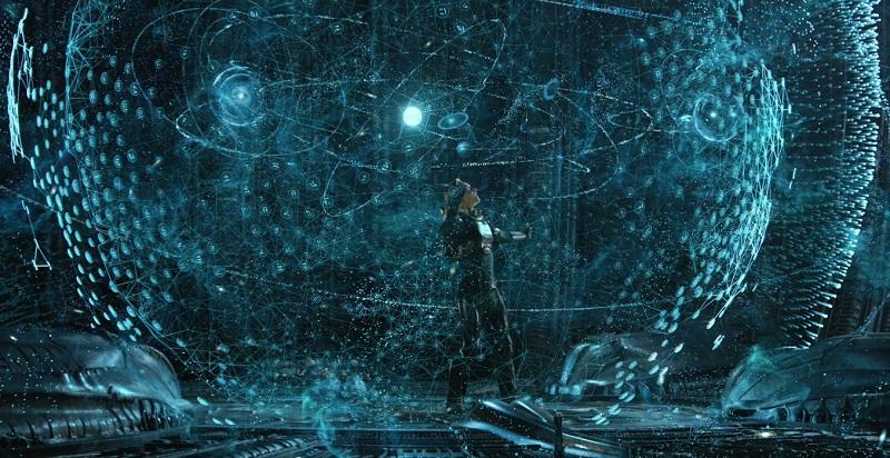Матрица Земли. Как работает её база данных?