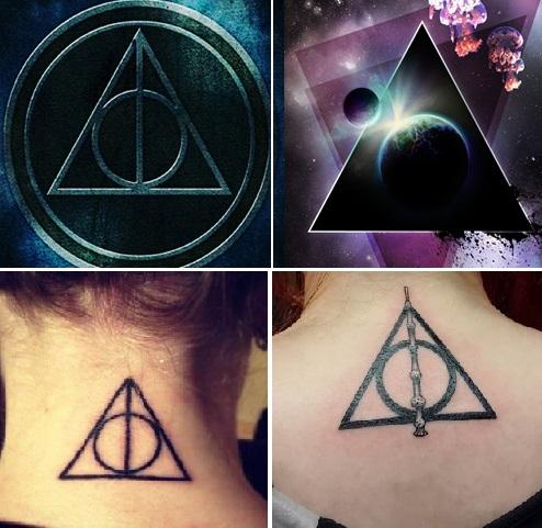 Любовный треугольник и его магия. Вина за Судьбы Мира