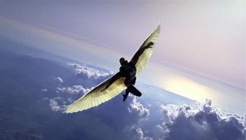 Крылья человека и люди-птицы