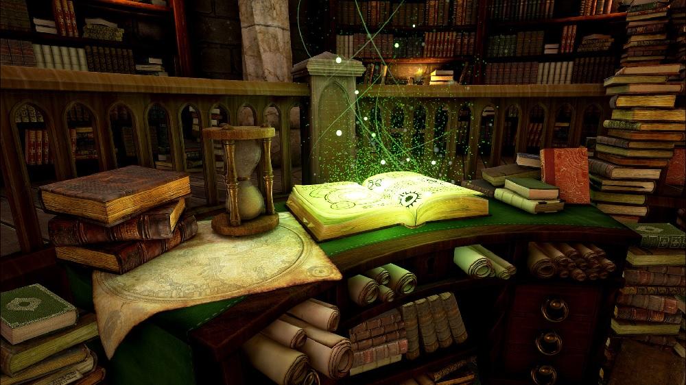 Тонкий мир: Хроники Акаши или сон о библиотеке