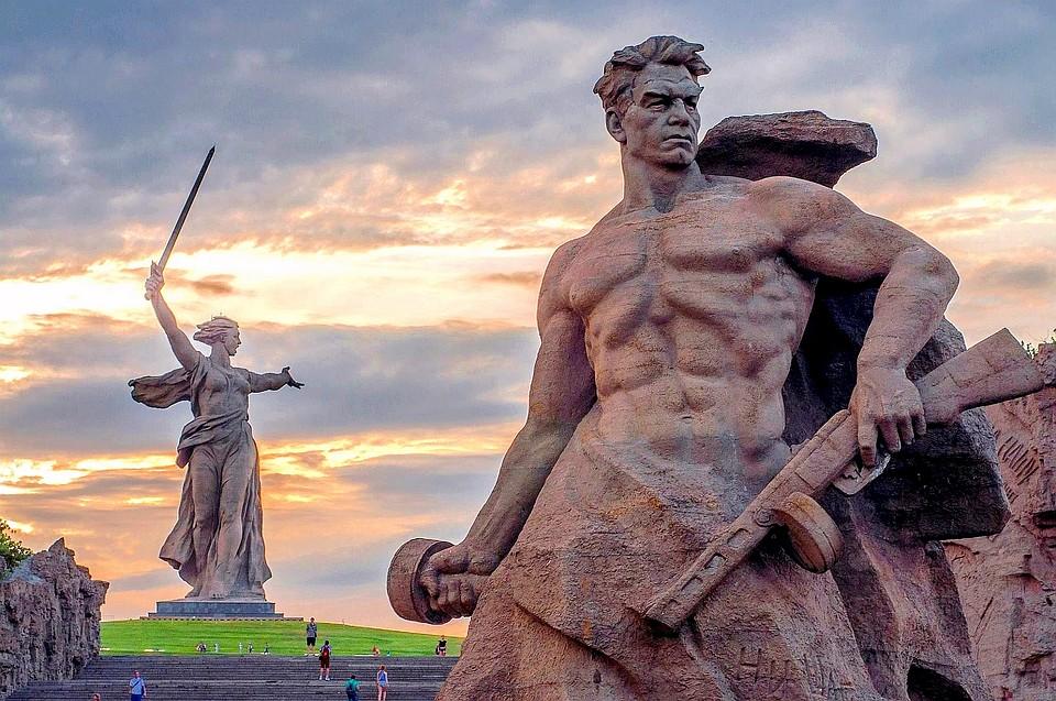 """Страх насильственной смерти и онкологии. Установка """"мир опасен"""", Мамаев Курган"""