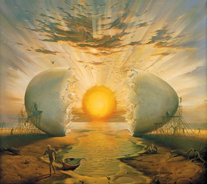 Контракт с мужем, разжигание внутреннего солнца и кристалл знаний Атлантиды