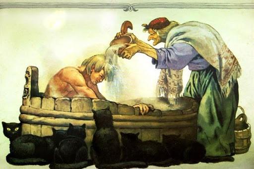 Ментальные программы в русских сказках