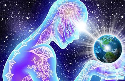 Космические группы сознаний и контакт с душами на Земле