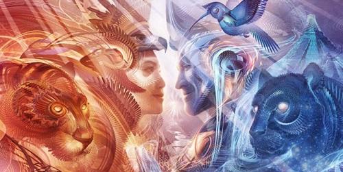 Опаловые энергии, Светоч, близнецовые души