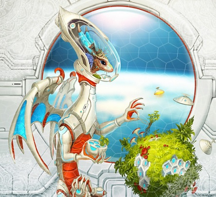 Целестиалы - создатели планет